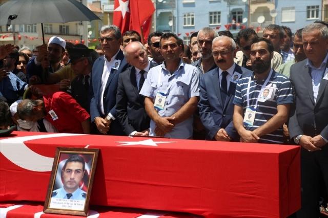 Şehit M.A.Mevlüt Dündar Cenaze Töreni