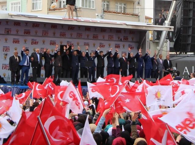 Karaman'da 25.000 Kişi Evet Dedi