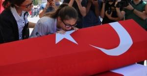 Şehit Polis Erkan Kurşun Cenazesi