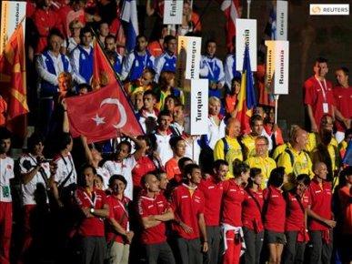 2013 Akdeniz Oyunları Mersin'de Yapılacak