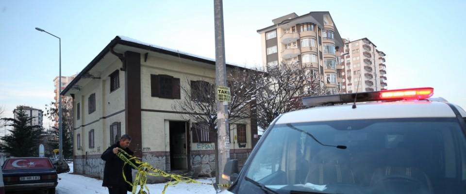 Trafoda akıma kapılan şüpheli ağır yaralandı