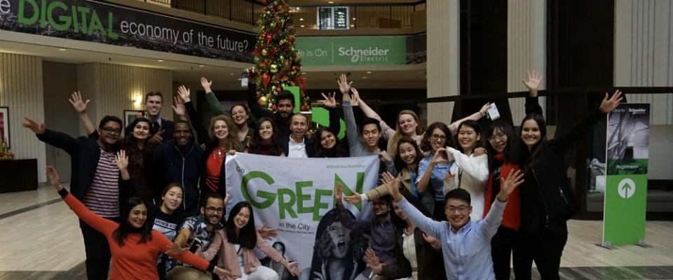 Schneider Electric, gençleri geleceği tasarlamaya davet ediyor