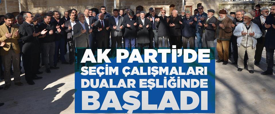 AK Parti Kampanyayı AKtekkeden Başlattı