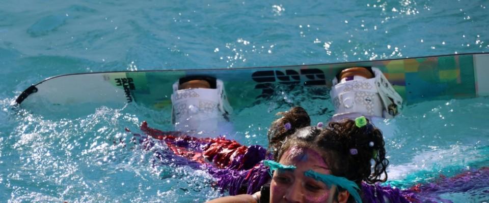 Red Bull Kar Havuzu etkinliği