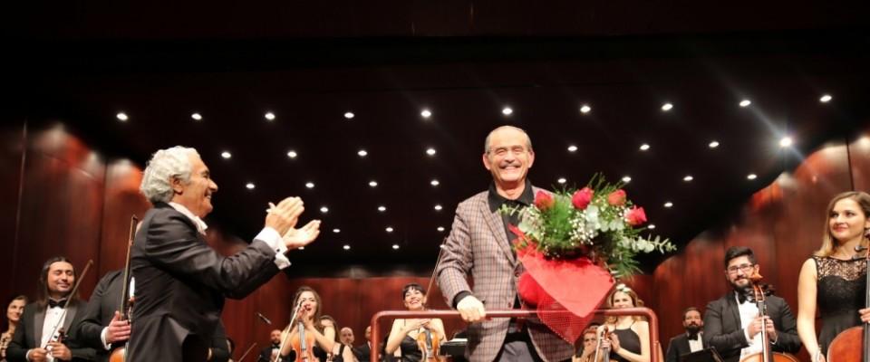 Eskişehir Büyükşehir Belediyesi Senfoni Orkestrası konseri