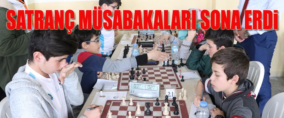 Satranç'a Büyük İlgi