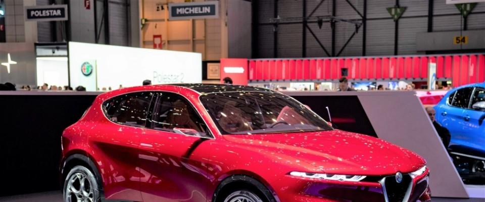 Alfa Romeo'dan elektrikli SUV konsepti