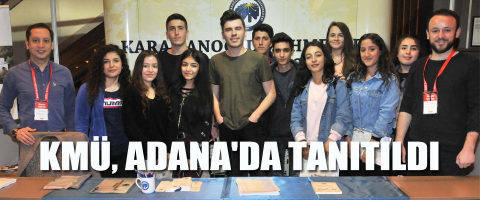 KMÜ, Adana' da Tanıtıldı