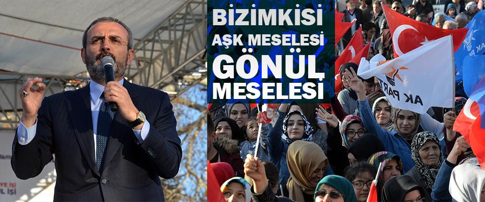Recep Tayyip Erdoğan'a her zamankinden daha çok sahip çıkacağız
