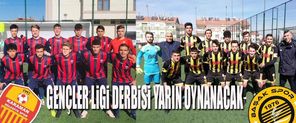 U19 Ligi Derbisi Yarın..