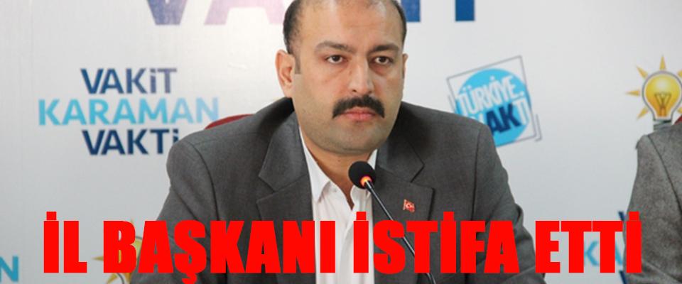 Mehmet Er İstifa Etti