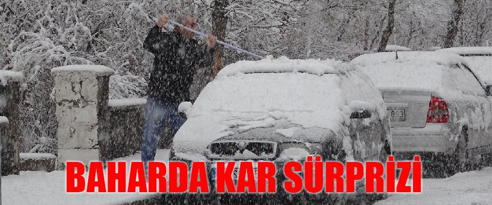 Baharda Kar Sürprizi!