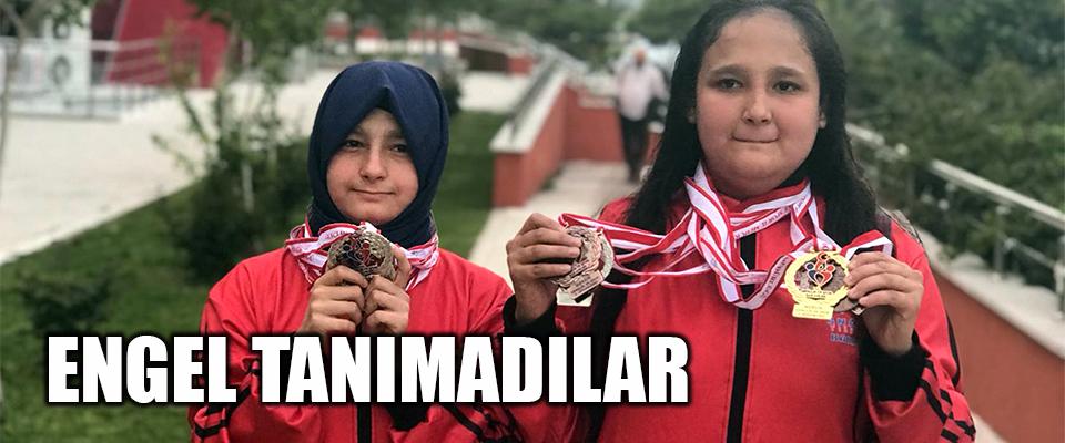 Emine ve Aside Kardeşler Engel Tanımıyor