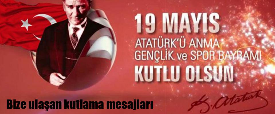 19 Mayıs Kutlama Mesajları