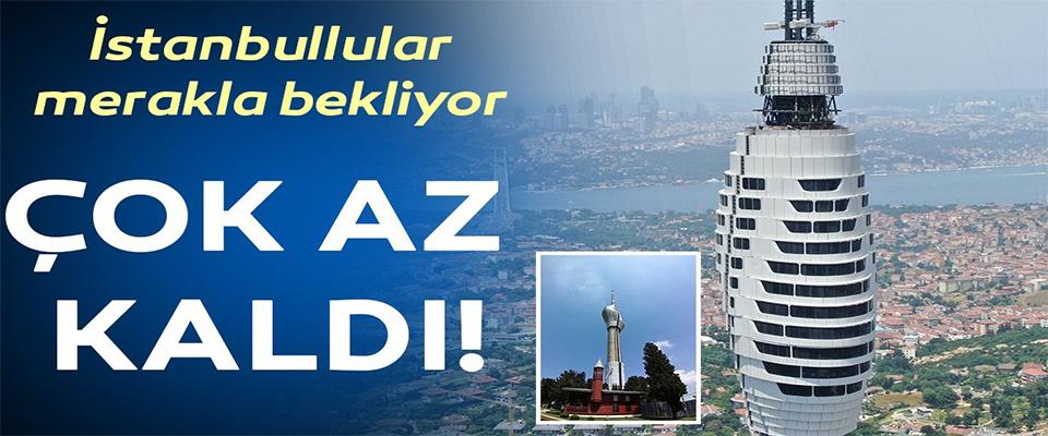İstanbullular merakla bekliyor!