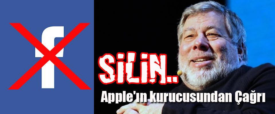 Apple Kurucusundan Uyarı..!