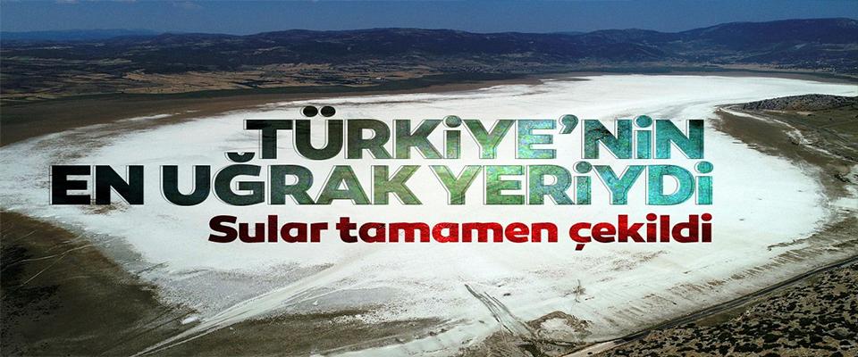 Türkiye'nin en uğrak yeriydi!