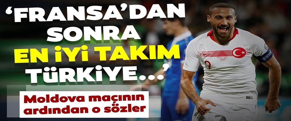 """Ahmet Çakar, Moldova - Türkiye maçını yazdı: """"Galiba gidiyoruz"""""""