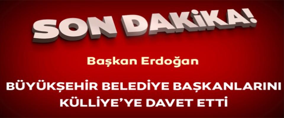 Başkan Erdoğan'dan Davet!