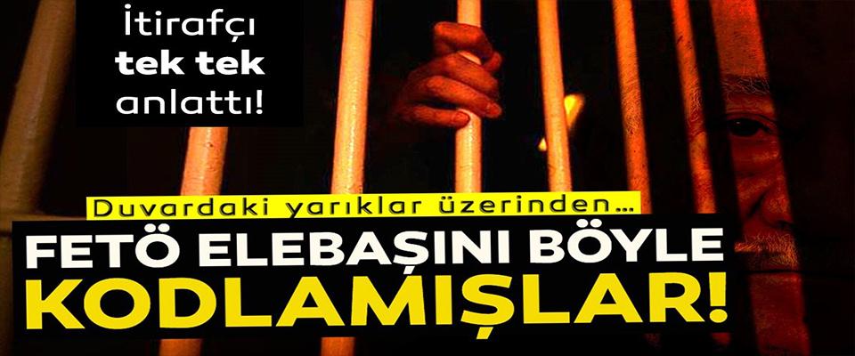 Hapisteki FETÖ'cüler Gülen'e 'avukat' diyor