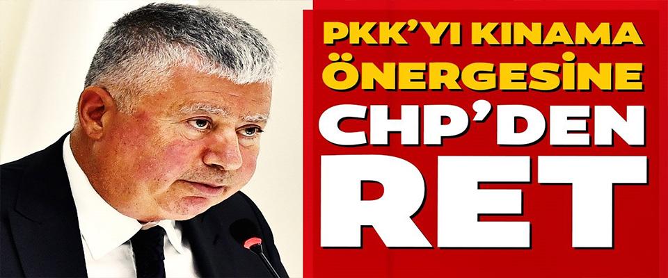 """İzmir'de AK Parti'nin """"PKK'yı kınama"""" önergesi reddedildi"""