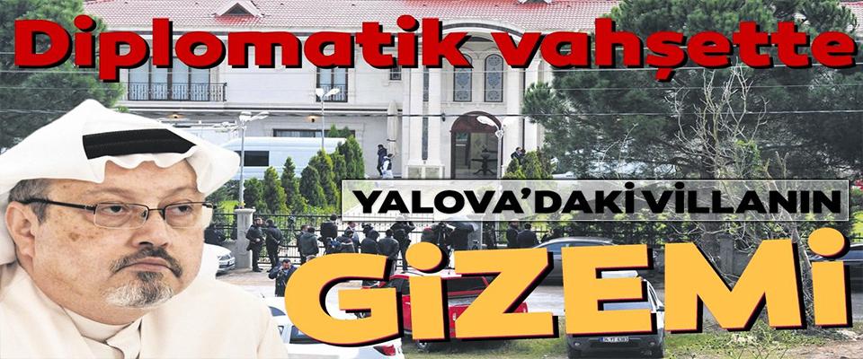 Yalova'daki villanın gizemi ses kayıtlarında