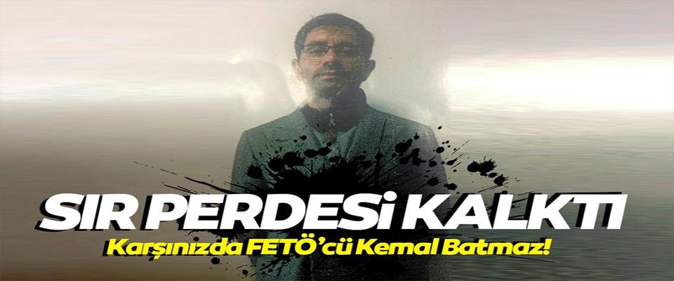 FETÖ'cü Kemal Batmaz'ın kod adı ortaya çıktı!