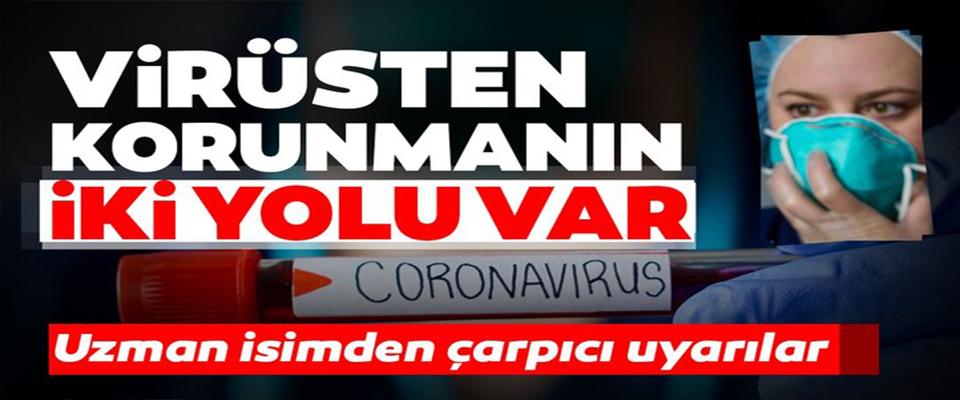 Türkiye'de corona virüsü ne zaman biter?