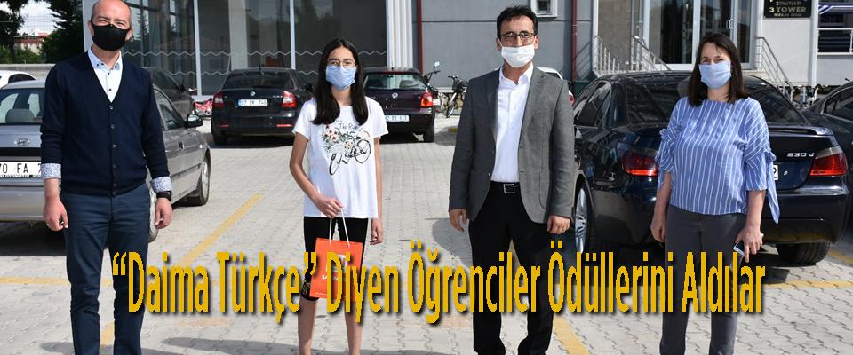 """""""Daima Türkçe"""""""