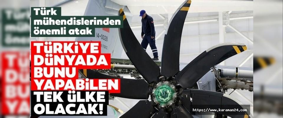 Türk mühendislerinden önemli atak!