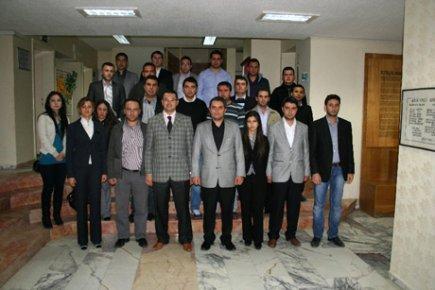 AK Parti Gençlik Kollarında Tanışma