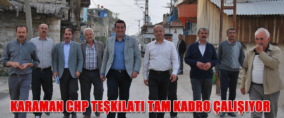 CHP TAM KADRO SEÇİME HAZIRLANIYOR