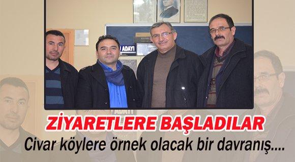 Çoğlu Köyü Derneğinden Büyük Buluşma