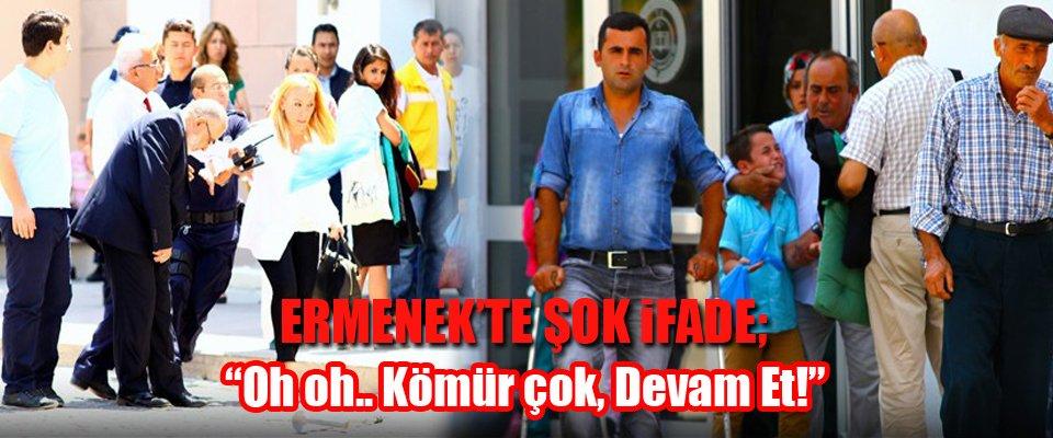 ERMENEK#039;TE MAHKEME DEVAM EDİYOR