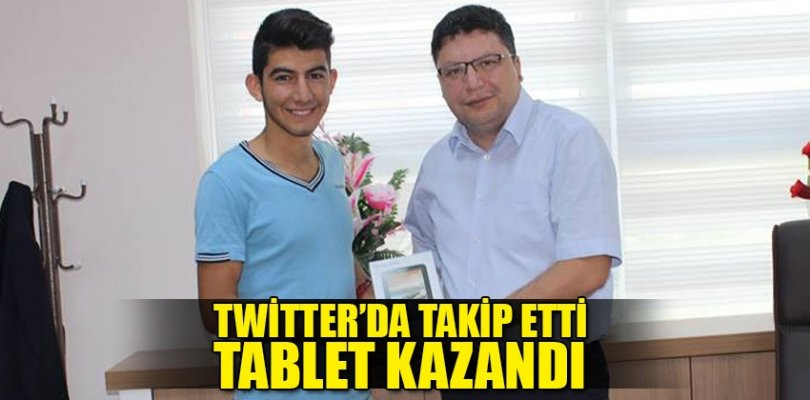 ETİKETLEDİ TABLET KAZANDI
