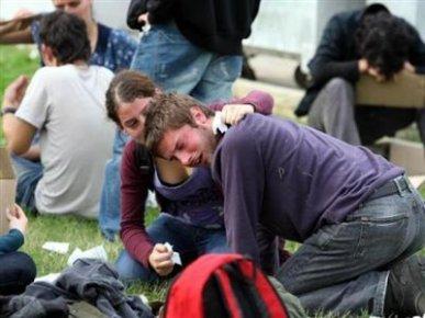 Gözaltına alınan öğrenciler serbest...