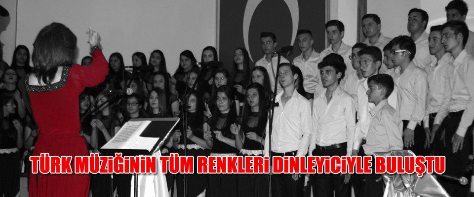 GÜZEL SANATLAR LİSESİ YILSONU KONSERİ