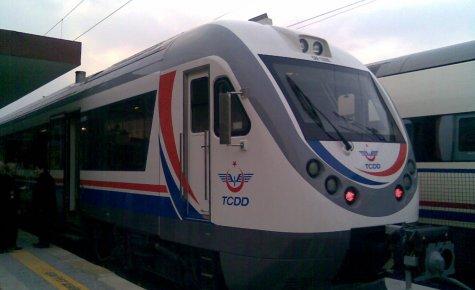 Hızlı tren Konya yolunda