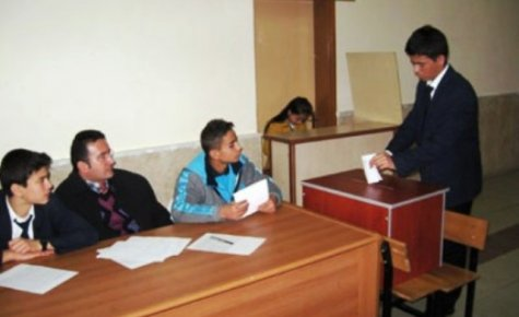 İl öğrenci Meclisi Başkanı Seçildi