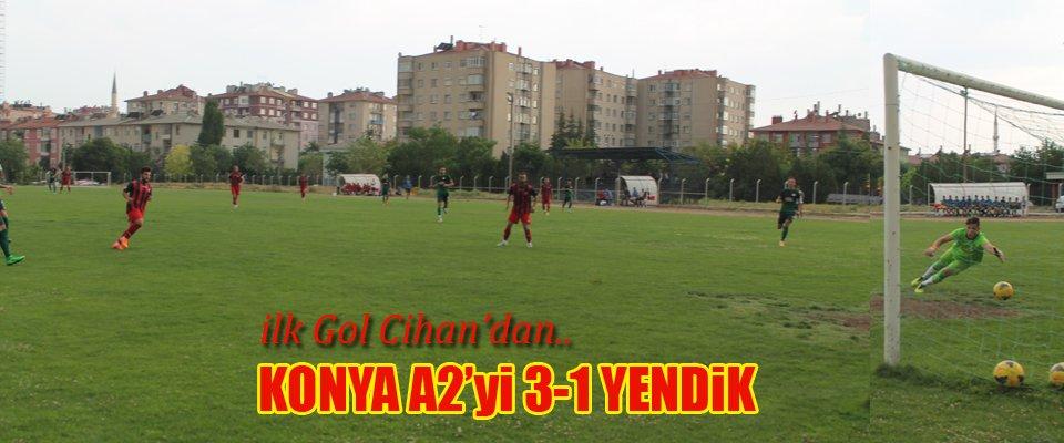 İLK GOL CİHAN#039;DAN