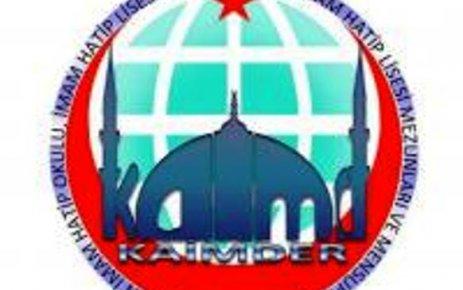 KAİMDER den NAMAZ ve KUR'AN Programı