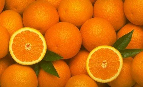 Kansere karşı portakal !