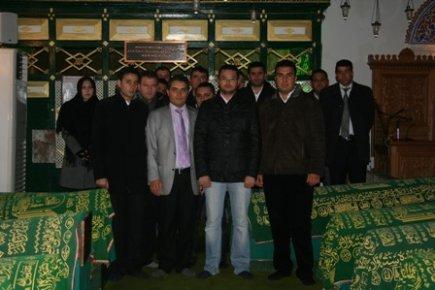 Karaman AKP İl Gençlik Kolları Hz.Mevlana Gezisi Düzenledi