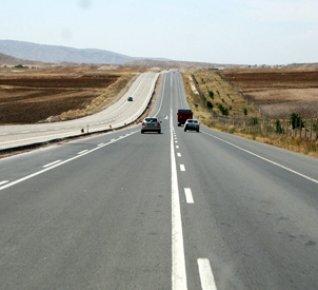 Karaman-Konya Yolu Asfaltlanacak