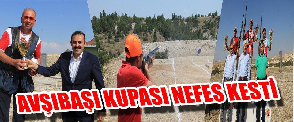 KARAMANDA AVCIBAŞI KUPASI NEFES KESTİ