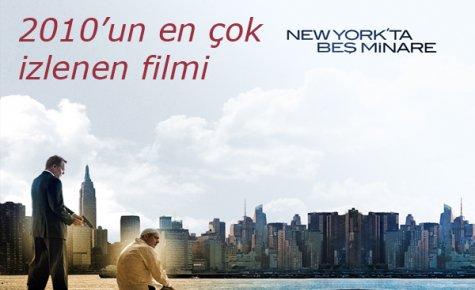 Newyork'da Beş Minare Recep İvedik'i geçti...