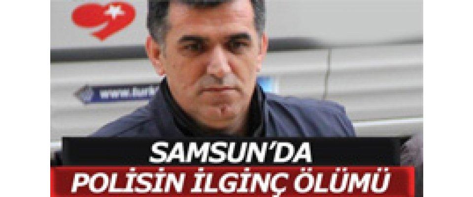 Samsun'da 5 dişini birden çektiren polis memuru Yalçın Ağca vefat etti