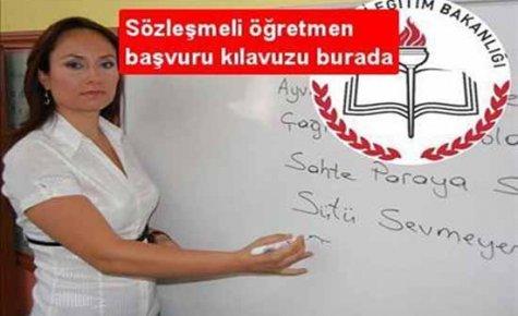 Sözleşmeli Öğretmenlerin Kontenjan Listesi Yayınlandı.