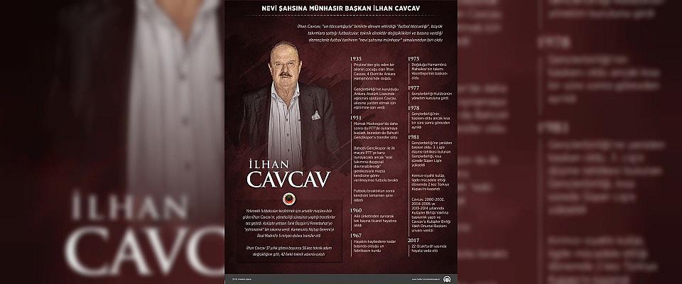 Nevi şahsına münhasır başkan İlhan Cavcav