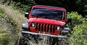 Jeep Wrangler'a